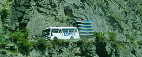 Queenstown Rafting Shotover River 9