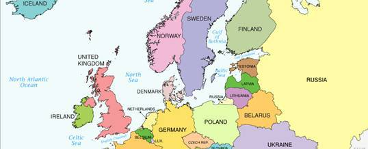 Lima Tujuan Tempat Adventure di Eropa
