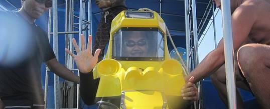 Bali Adventure Underwater Scooter Gests Really Enjoy