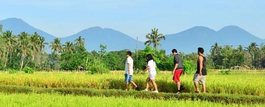 Adventure di Bali – Camping Luwus Camp & Toya Devasya