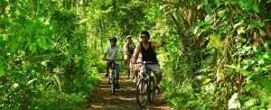 Bali Camping Luwus Vilage Cycling