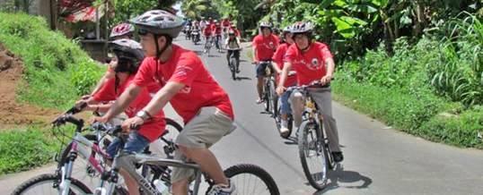 Cycling Bali - PT. Daya Mandiri