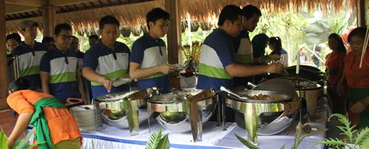 Deloitte Lunch - Outing Ke Bali