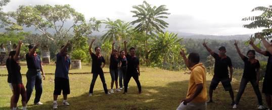 Outbound Bali - BPR Udari