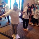 Outbound Bali CIMB Indoor Game