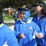 Outbound Bali Imigrasi Mendayung