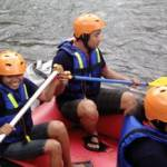 Telaga Waja Rafting - BPR Udari