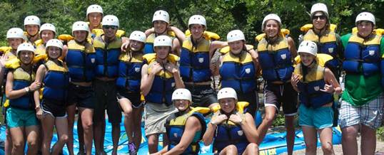 Wildwater Special Groups Special Time Rafting