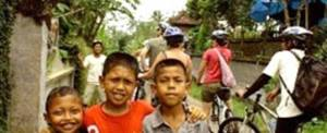 dventure Bali Bike Tour Children