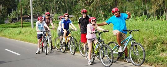 Adventure Bali Cycling Graha