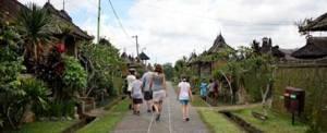 Adventure di Bali Village Pengelipuran