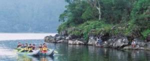 Canoeing Di Bali Toya Devasya