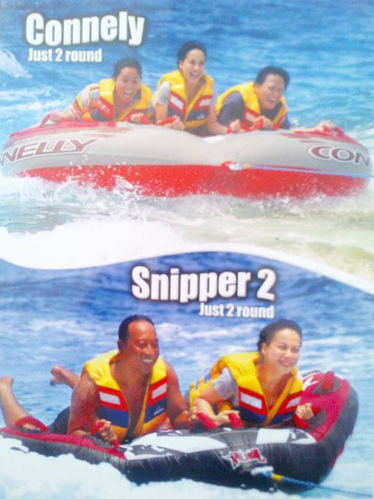 Connely & Snipper Water Sport Bali
