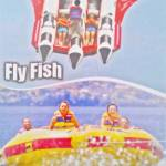 Flying Fish & Donat Boat Bali Water Sport
