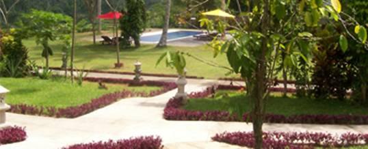 Outbound Bali Mahagiri Garden