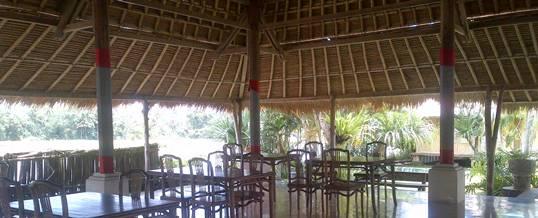 Outbound Bali Ubud Sport Adventure Restaurant