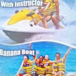 Water Sport Jet Sky & Banana Boat Bali