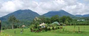 Bali Outbound Farmstay Mountaint View