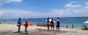 Bali Outbound Pantai Pandawa