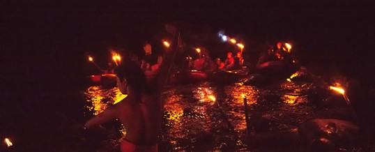 Bali Rafting Malam Sungai Ayung