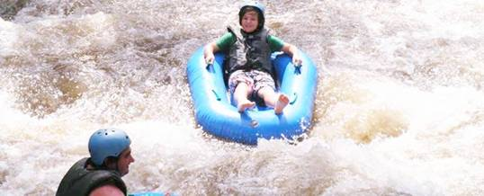 Bali River Tubing Adventure Ubud Camp
