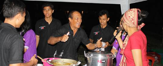 Outbound Bali Cooking Competition Inti