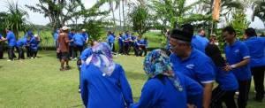 Outbound Bali Ubud Camp Bongkasa Kuncup