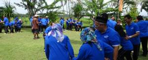 Outbound Bali Ubud Camp Bongkasa Kuncup