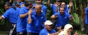 Outbound Bali Ubud Camp Bongkasa Trafik