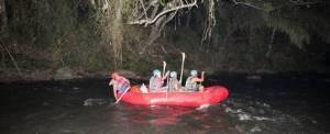 Rafting Malam Hari Di Sunagai Ayung BAli