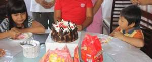 Taman Segara Madu Birthday