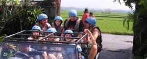 Tubing Bali Ubud Camp