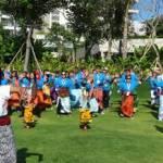 Bali Outbound - HP Partner Submit 2014 - WTM Bali - Tari