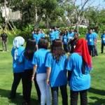 Bali Outbound - HP Partner Submit 2014 - WTM Bali - Trafik