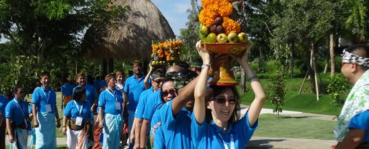 Outbound Bali - HP Partner Submit 2014 - WTM Bali - Mepeed