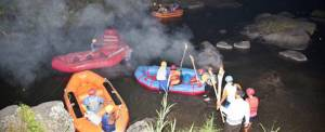 Outing Bali Night Rafting Staring Point