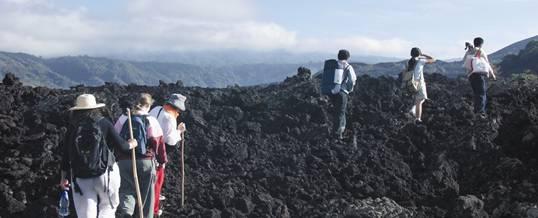 Adventure Atau Petualangan Di Indonesia Trekking