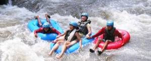 Outbound Di Bali Tubing River Adventure Ubud