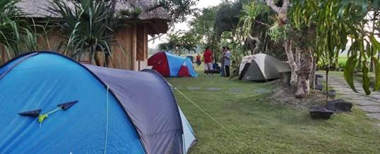 Tips Memilih Adventure di Bali - Camping di Bali
