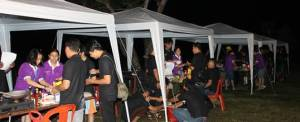Gathering Bali Tema Cooking Competition