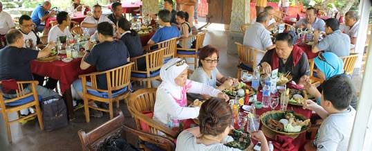 Lunch Outbound Ancora