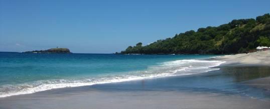 Outbound Bali di Pantai Virgin Karangasem
