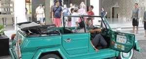 Outbound Bali VW Safari Hijau