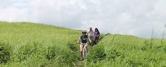 Outbound Bali VW Safari & Cycling Bukit Cinta