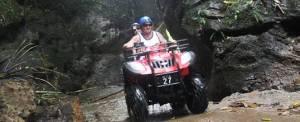 Outing Ke Bali ATV Ride Taro