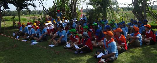 Outbound Bali Colorpak The Brief