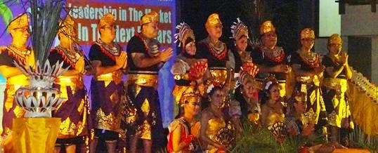 Foto Sesi Menari Outbound Di Bali BNI - PS1