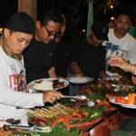 Outbound Di Bali Bank Mandiri Dinner JU