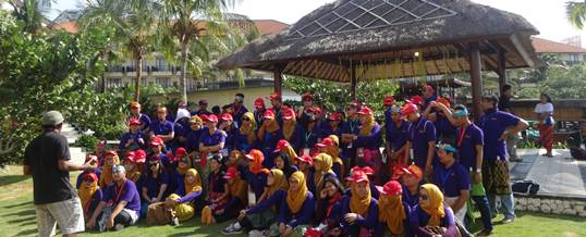 Paket Outbound BNI - PS6 - The Brief