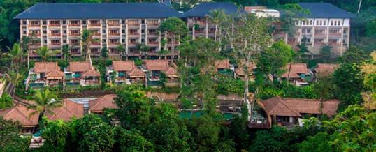 The Lohka Ubud Bali Outing Suite